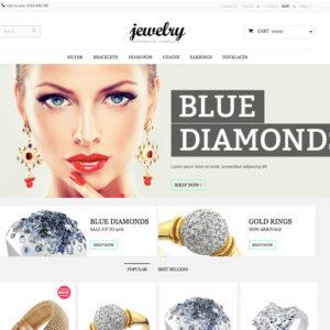 site e commerce page d accueil site en dropshipping de bijoux
