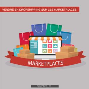 e-commerce Dropshipping places de marché