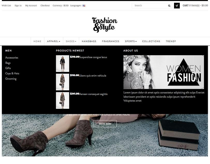 Site e-commerce clé en main dropshipping vêtements prêt-à-porter 0d5e6b08b385