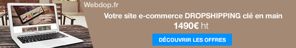 E commerce prestashop sans stock en dropshipping