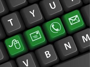 contact avec son client en e-commerce sans stock