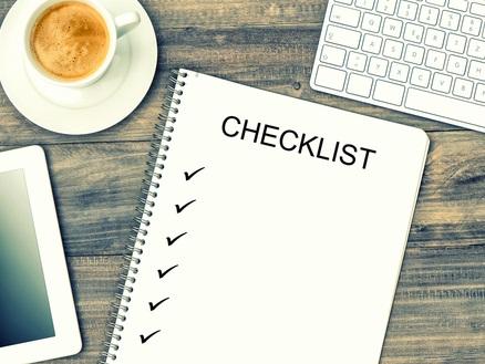checklist pour réussir en dropshipping