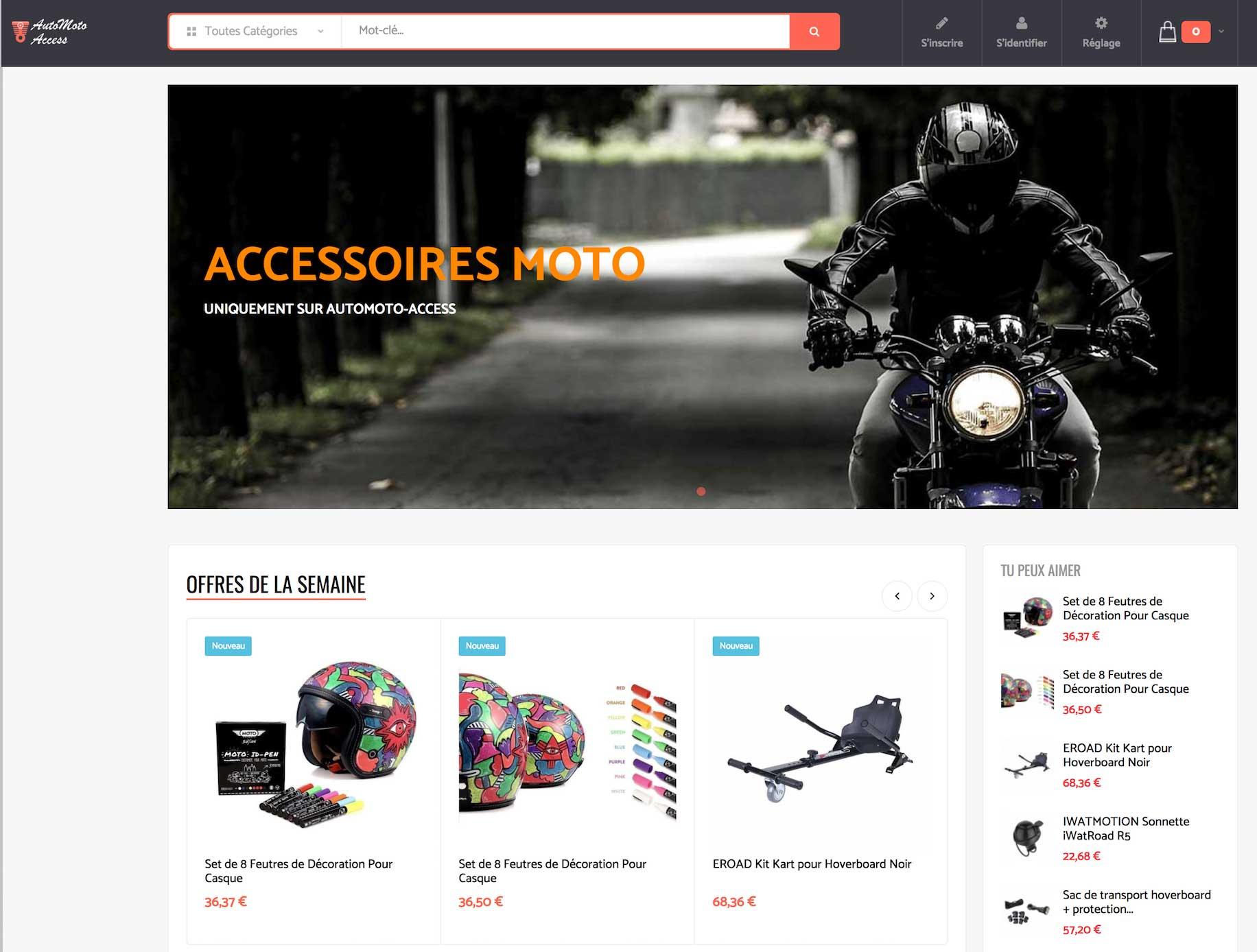 auto-moto-dropshipping accessoires moto