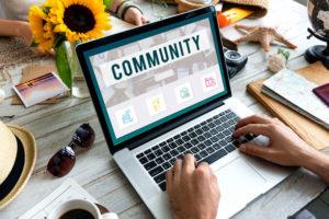 communauté-en-ligne-ecommerce-dropshipping