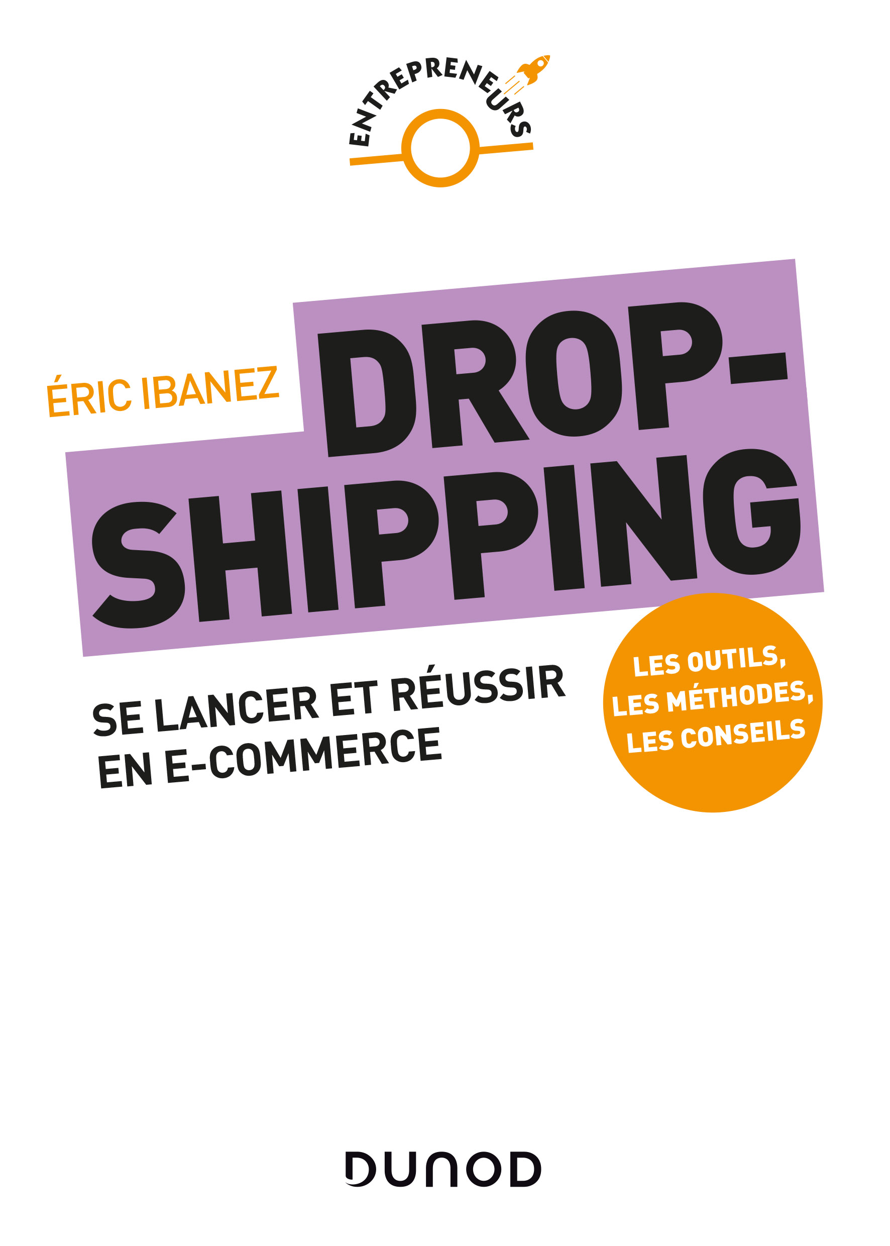 Livre dropshipping e-commerce dunod eric Ibanez