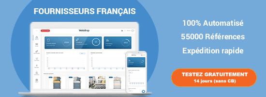 Dropshipping-plateforme-fournisseurs-français